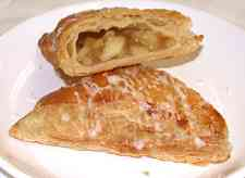 cinnamon apple turnovers