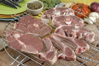 Recipe for pork ham